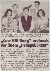1995 erster Gig Sep Noen