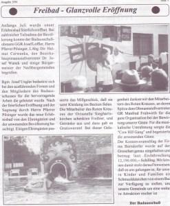 1996 Badfest Gemeindekurier