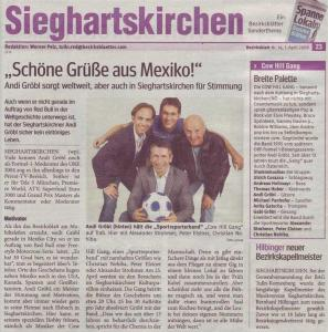 2009 Gruesse Mexiko Bezirksblatt